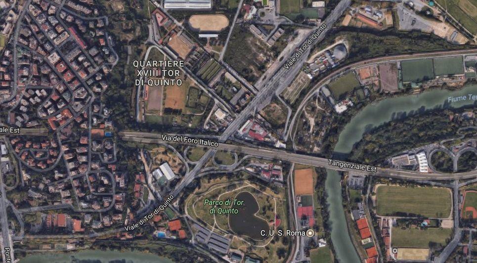 Roma, area Comunale Tor di Quinto: tutto molto interessante…