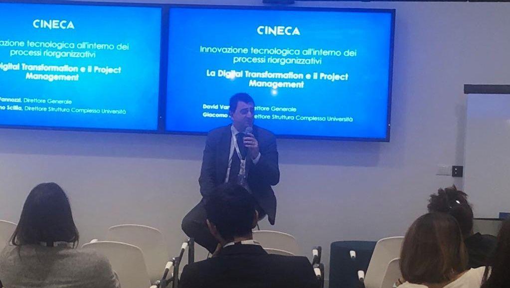 Cineca, Vannozzi: La trasformazione digitale investe ogni angolo della società