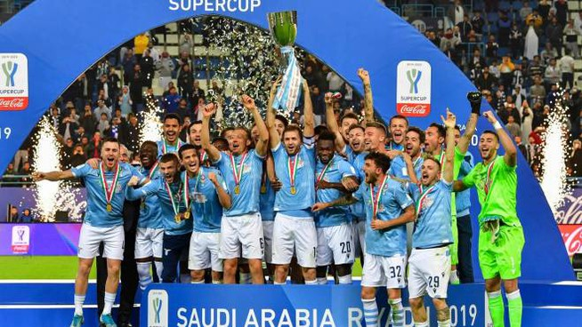 Supercoppa italiana a Riad: Juventus di Sarri ridimensionata