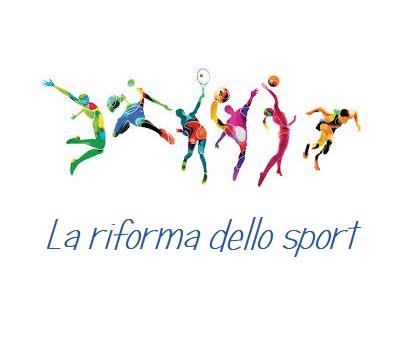 Riforma Sport: approvare tutto per non approvare niente